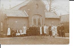 LEOPOLDSBURG - CAMP DE BEVERLOO - Photo Carte - Famille Hendricks - Circulé: 1910 - 2 Scans - Leopoldsburg (Camp De Beverloo)