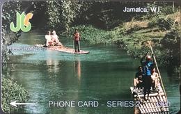 JAMAÏQUE  -  Phonecard  -  Rio Grande  -  JS 20 - Jamaica