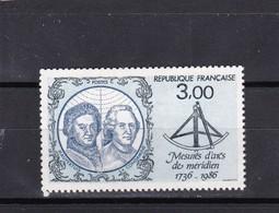FRANCE 1986 NEUF** LUXE YT 2428 - Ungebraucht