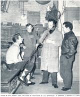 1960 : CYCLISME, SOTTEVILLE, L'ETAT MAJOR DE L'A.C. SOTTEVILLAIS AUTOUR DE JEAN JOURDEN, BOUCHER, CORROYER, DENIS - Collections
