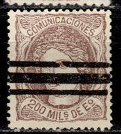 E+ Spanien 1870 Mi 103 Hispania - Used Stamps