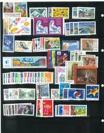 Année Complète 1997 - 85 Timbres Neufs Sans Charnières Ni Traces - Yvert N°  3042 à 3128 - 1990-1999