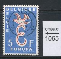 PRACHTSTEMPEL  Op Nr 1065 'Aalst' - Belgique