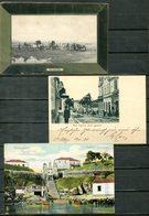13 Postcards BRASIL - See Scans - Brésil