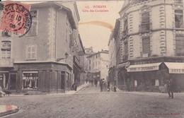 ROMANS Cote Des Cordeliers Café Bonnet - Romans Sur Isere