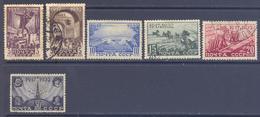 1932. USSR/Russia, 15th Anniv. Of October Revolution, Mich.414/19, 6v, Used - 1923-1991 USSR