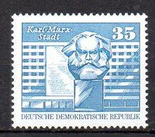 RDA. N°1506 De 1973-4. Marx. - Karl Marx