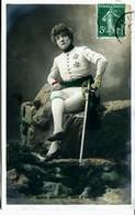 1192- - Artiste- Théatre - SARAH  BERNHART   DANS L'AIGLON -  CARTE PHOTOT ARGENTIQUE  SUPERBE - Opera