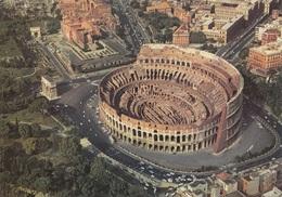 ROMA Der Kolloseum Karte Ungelaufen - Sonstige