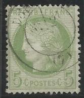 France - Cérès - N°53 Oblitéré - Cachet à Date - 1871-1875 Ceres