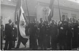 Hungarian Gathering 1940's Nagyvarad Oradea Transylvania - Personas Anónimos