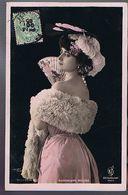 Artiste 1900 -Guadalupe Molina - Cliché Fialdro - Theatre