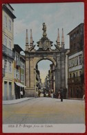 Postcard Of The  Braga   /  Arco Da Cidade ( Lote N º 1199 ) - Braga