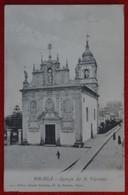 Postcard Of The  Braga   /  Igreja De Sao Vicente  ( Lote N º 1200 ) - Braga