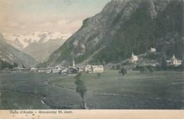 2b.982.  Valle D'Aosta - GRESSONEY ST. JEAN - 1908 - Otras Ciudades