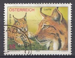 Autriche 2006  Mi.Nr: 2611 Einheimische Fauna  Oblitèré / Used / Gebruikt - 1945-.... 2ème République