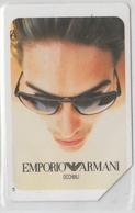 ITALY 1997 EMPORIO ARMANI OCCHIALI SUN GLASSES - Fashion