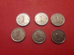 1967 Epis 1 Centimes - Munten & Bankbiljetten