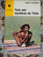 MARABOUT JUNIOR 308 - FACE AUX MYSTERES DE L'ASIE - Marabout Junior
