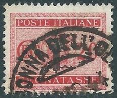 1944 RSI SEGNATASSE USATO 20 CENT - RC13-4 - 4. 1944-45 Social Republic