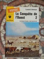 MARABOUT JUNIOR 326 - LA CONQUÊTE DE L'OUEST 2 + Encart Publicitaire - Marabout Junior