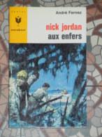 MARABOUT JUNIOR 337 - NICK JORDAN AUX ENFERS - Marabout Junior