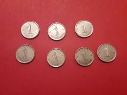 1964 Epis 1 Centimes - Munten & Bankbiljetten