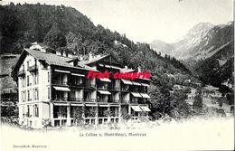 CH - Suisse - La Colline S. Mont-Fleuri, Montreux - 1907 - VD Vaud