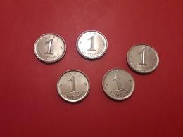 1965 Epis 1 Centimes - Munten & Bankbiljetten