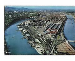 69 Lyon Le Pont Pasteur Marché En Gros International De Lyon La Saone Le Rhone CPSM GF - Lyon