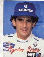 Ayrton Senna   -  CPM - Grand Prix / F1