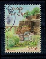 2003 N 3625 CITADELLE LUXEMBOURG OBLITERE CACHET ROND #230# - Gebruikt