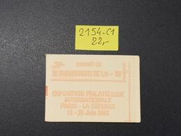 Carnet Fermé 2154-C1  Neuf **  TB - Booklets