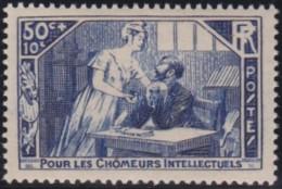 France      .    Yvert       .   307    .         **     .       Neuf SANS Charniere  .   /   .   MNH - France