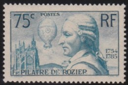 France      .    Yvert       .   313    .         **     .       Neuf SANS Charniere  .   /   .   MNH - France