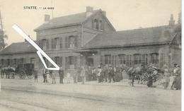 Statte - La Gare - Huy
