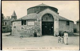 76 - MONTVILLIERS - La Halle Au Blé - Montivilliers