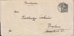 Deutsch-Ostafrika 12 EF Auf Streifband Mit Stempel: Dar-es-salam (<>3) 2.3.1904 - Colonie: Afrique Orientale
