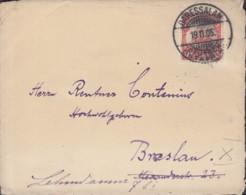 Deutsch-Ostafrika 32 A Auf Briefstück Mit Stempel: Daressalam (<>4) 19.11.1906 - Colony: German East Africa