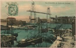 13 - Marseille - Vue D'Ensemble Du Bassin Du Carénage - Vieux Port, Saint Victor, Le Panier