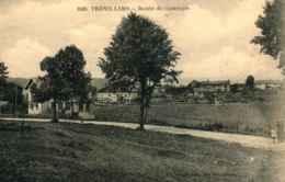 25 - TREVILLERS - Route Des Goumois - France