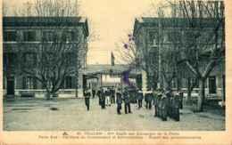 83 - TOULON - 5e Dépot Des Equipages De La Flotte - Porte Sud - Pavillon Du Commandant Et Administration - Départ ... - Toulon