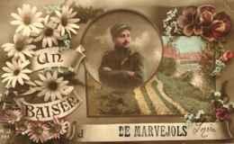 48 - Un Baiser De MARVEJOLS - Marvejols