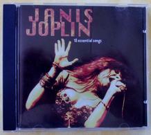 Janis Joplin : 18 Essential Songs 1995 - Rock