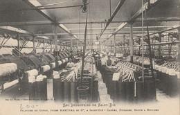 Saint-Dié - Filature De Coton, Jules Marchal Et Cie - Cardes, étirages, Bancs à Broches - Saint Die