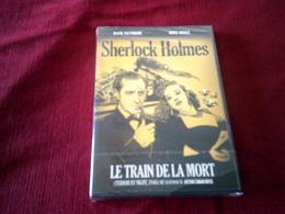 SHERLOCK HOLMES  LE TRAIN DE LA MORT  VOST  NEUF SOUS CELOPHANE - Classiques