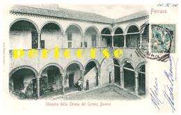 Ferrara  Chiostro Della Del Corpus Domini - Ferrara