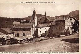 Saint Hostien - France