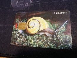 CUBA $20,00 CHIPCARD   Fine Used Card  ** 1647** - Kuba