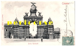 Catania   Porta Garibaldi - Catania